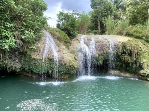 Panagna Falls