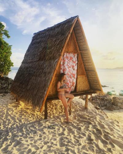 El Nido Paradise Tour Hut