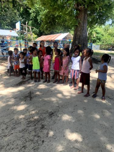 El Nido Paradise Tour Children