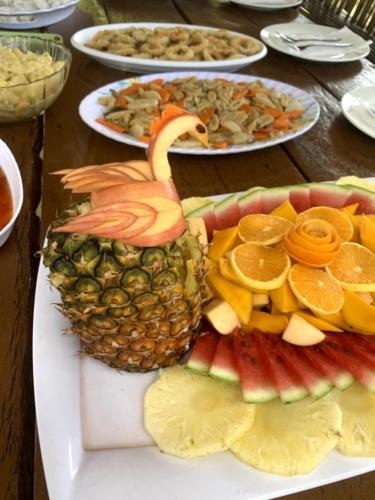 El Nido Paradise Tour Food