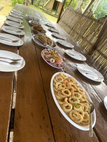 El Nido Paradise Tour Food