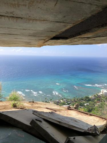 Diamond Head Bunker