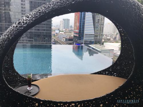 Pool - Easin Grand Hotel Sathorn