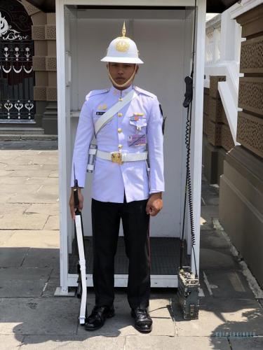 Soldat - Große Palast
