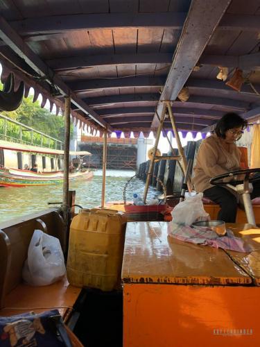 Boot Tour Bangkok