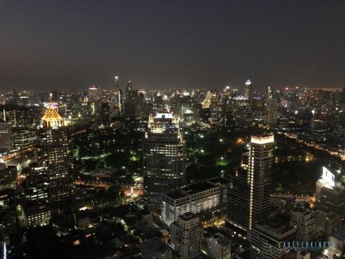 Bangkok bei Nacht - Banyan Tree Hotel Vertigo Bar