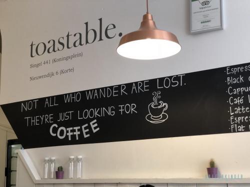 Amsterdam toastable