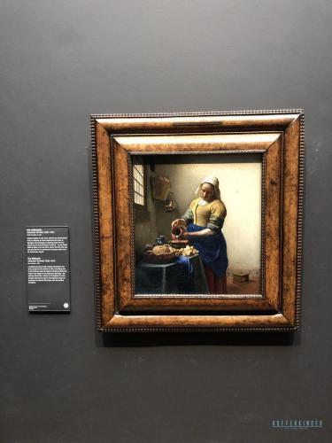 Rijksmuseum Milchmäden
