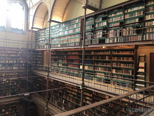 Rijksmuseum Bibliothek