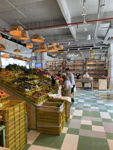 Boho Food Mall