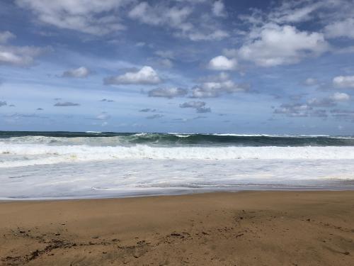 Strand in Kauai