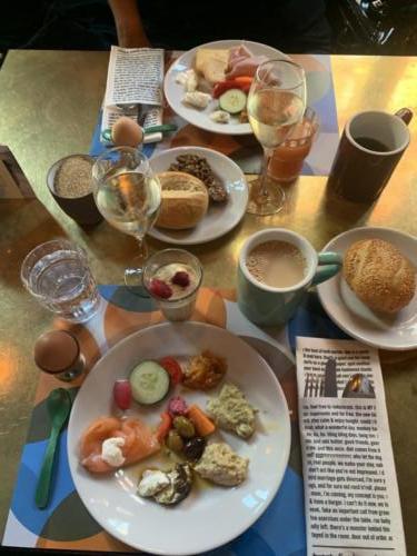 Hamburg Frühstück